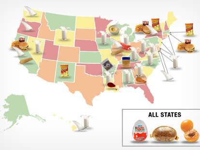 banned foods map thrillist