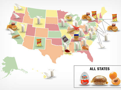 banned foods map thrillist