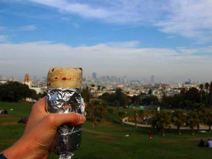 SF burritos