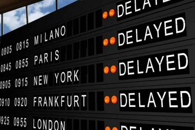 Flight Delay Board