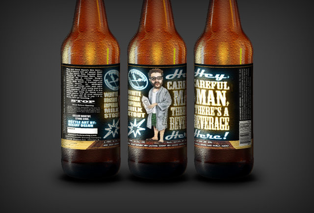 Pipeworks\' Lebowski stout is awesome, but that\'s just, like, our opinion, man
