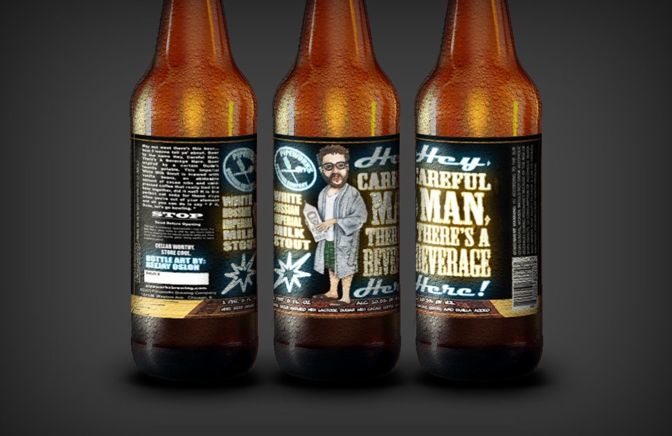 Pipeworks Lebowski Stout The Chicago Brewery Unveiled