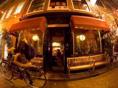 Cafe Belgique Amsterdam
