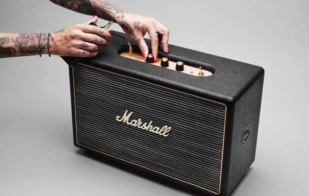 Marshall Amplifiers get one step closer to home audio domination