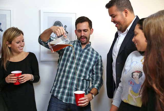 The 8 secrets to beating everyone in flip cup