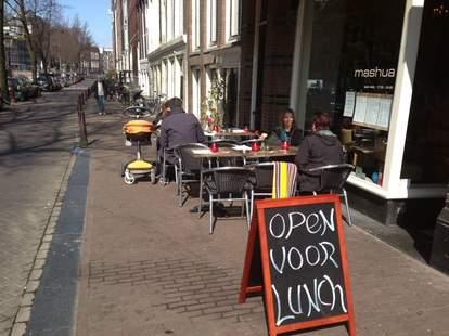 Mashua Amsterdam