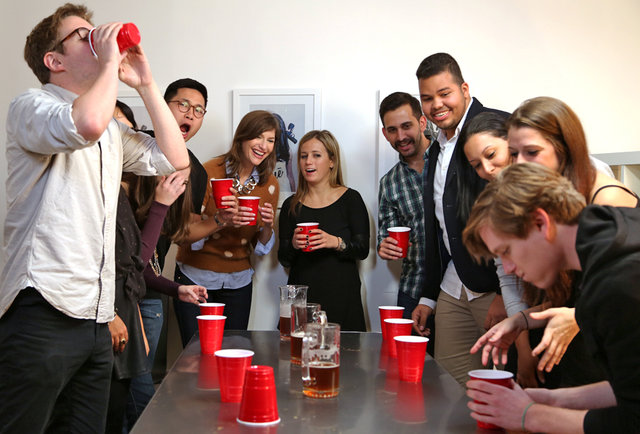 5 reasons drinking games are good for you. No, seriously.