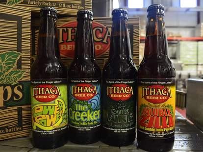 Ithaca Beer Bottles