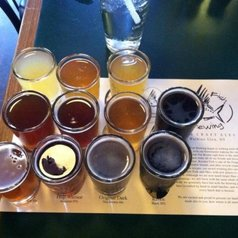 Crafty Ales and Lagers