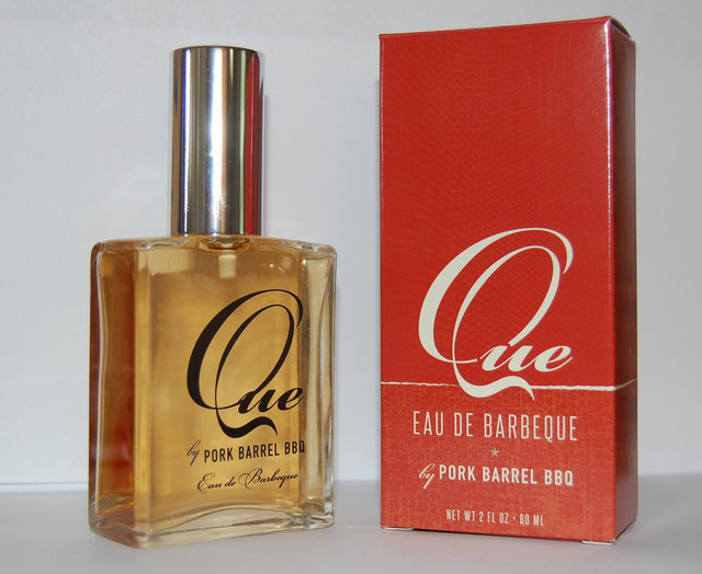 Que pork BBQ cologne