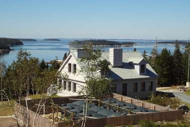 spruce island house