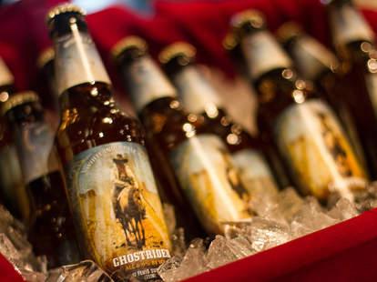 Wasatch beer brewery Park City Utah