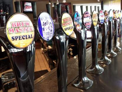 squatters beer taps