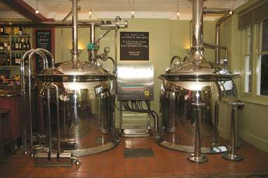 old cannon brewing vats