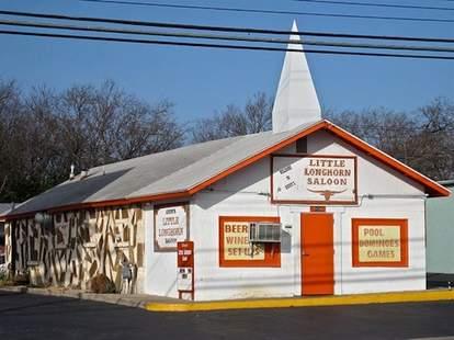 Ginny's Little Longhorn Saloon Austin