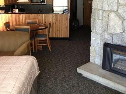lodge at snowbird room