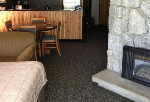 lodge at snowbird room