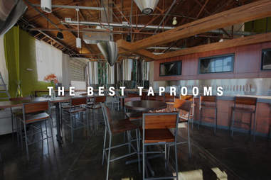 Epic Brewing taproom