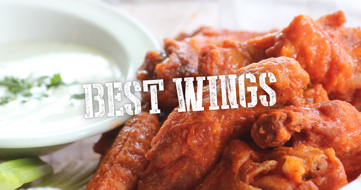 The 11 best Buffalo wings in the country, as chosen by a