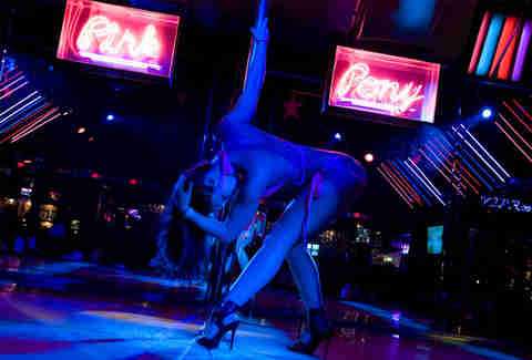 Dunwoody strip club atlanta