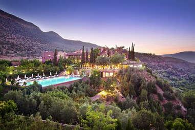 Kasbah Tamadot resort