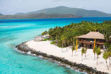 Necker Island resort