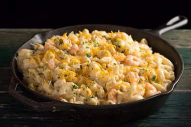 New Orleans Pelicans Seafood Mac n Cheese