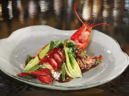 MGM Resorts International lobster