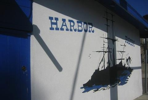 the harbor room