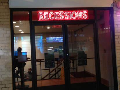 Recessions Washington DC