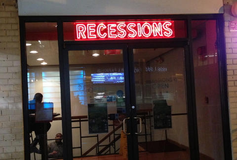 Recessions Washington DC