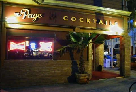 The Page A San Francisco Ca Bar