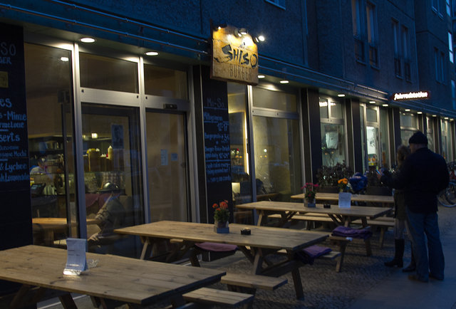 Berlin's finest ex-pat burgers