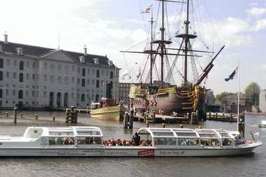 Canal Company Amsterdam