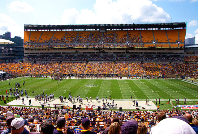 The 5 best stadiums in the NFL