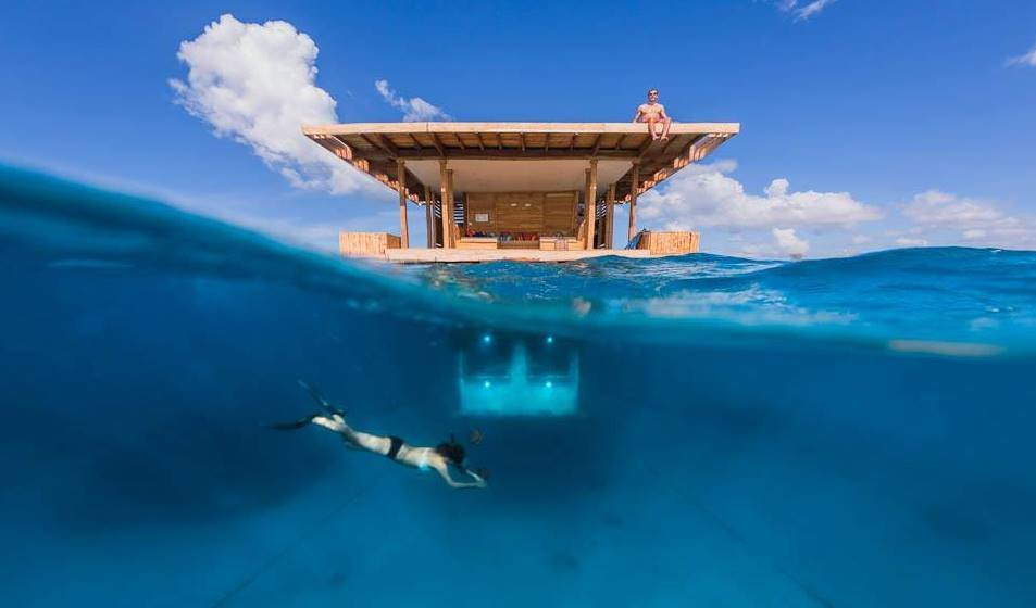Underwater Hotel - The world's Most Incredible Underwater Hotel ...