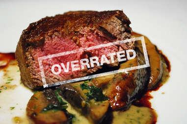 beef tenderloin overrated