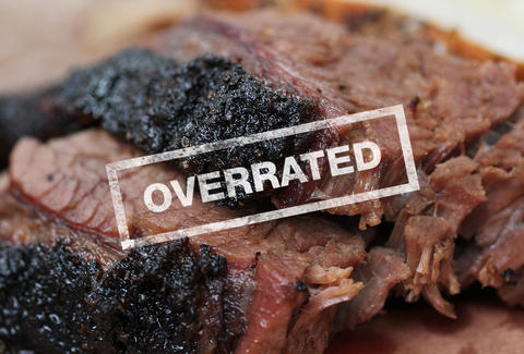 brisket overrated