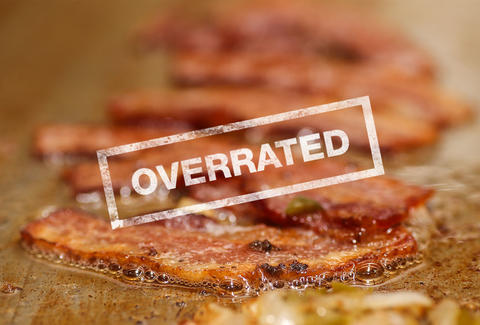 bacon overrated