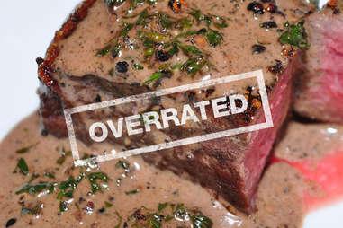 filet mignon overrated