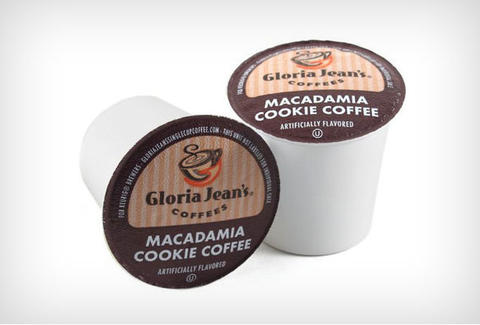 Gloria Jean's Macadamia Cookie Coffee