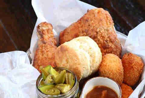 Stampede 66 Best Fried Chicken Dallas