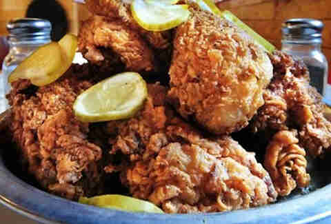 Chicken Scratch Best Fried Chicken Dallas