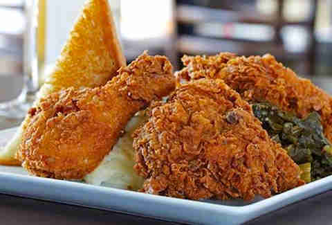 Max's Wine Dive Best Fried Chicken Dallas