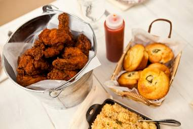 Sissy's Southern Kitchen Best Fried Chicken Dallas