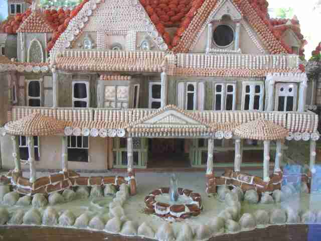 Winchester gingerbread house