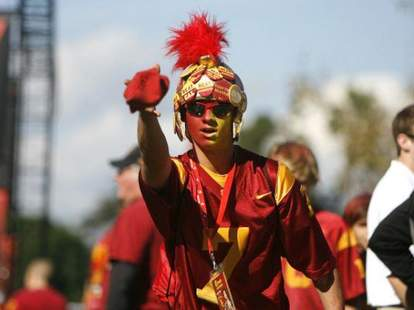 USC Fan Pics
