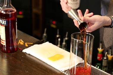 negroni sweet vermouth