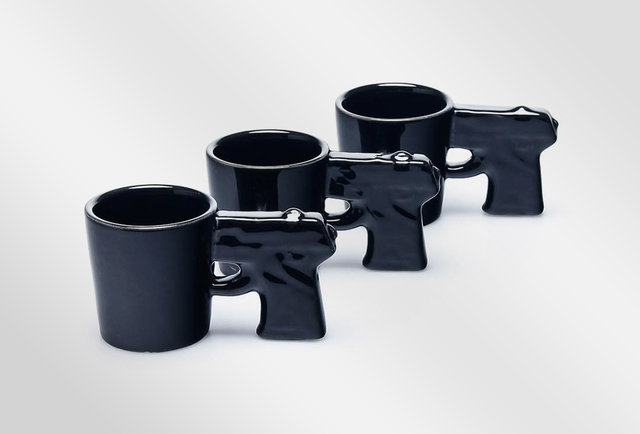 Punch, shoot, and screw your way to kitchen greatness