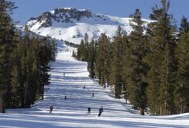 Thrillist Snow Guide: Mammoth, CA